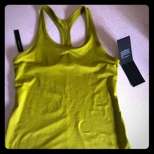 Nike dri- fit racer back tank